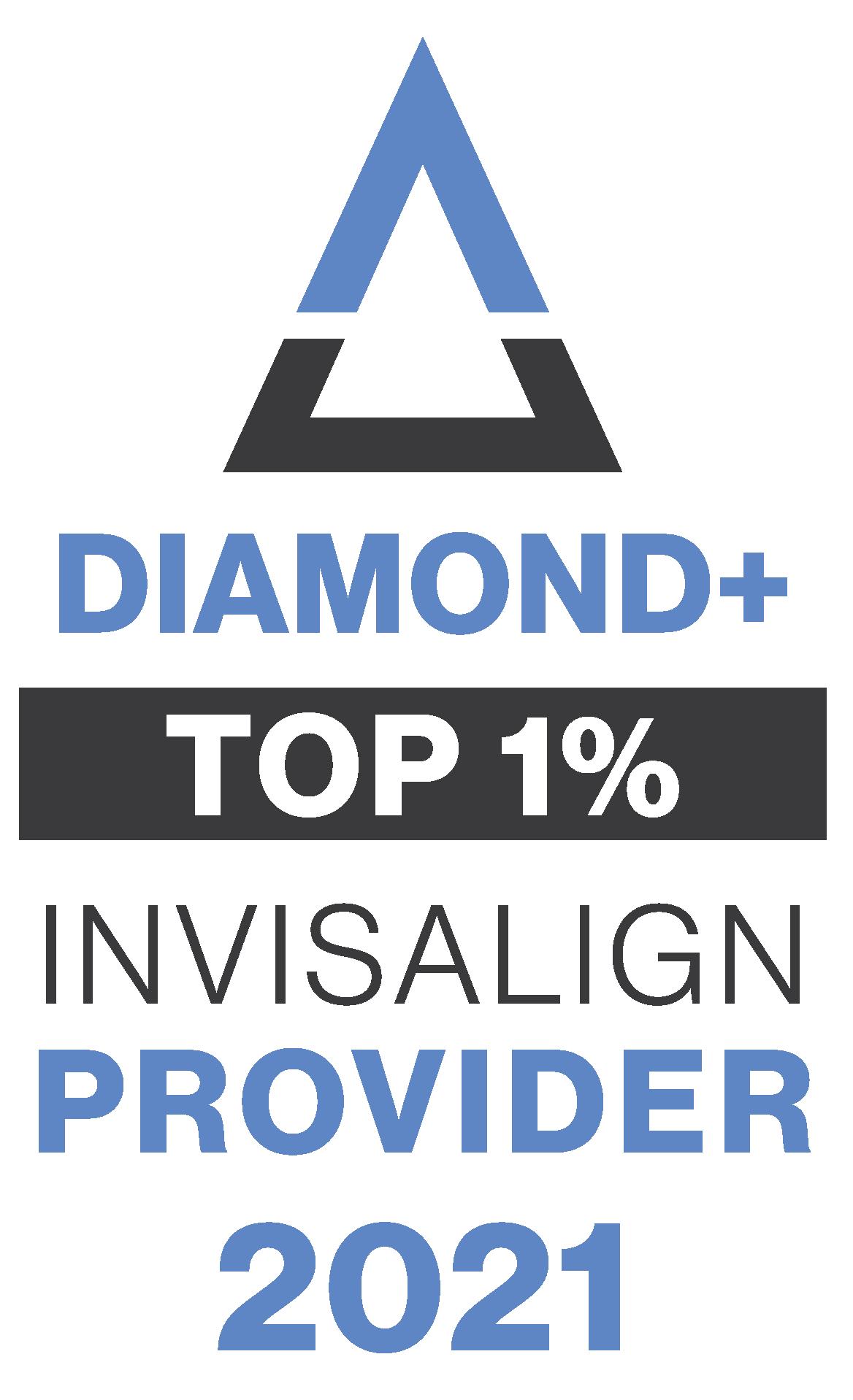 Invisalign Diamond Top 1%